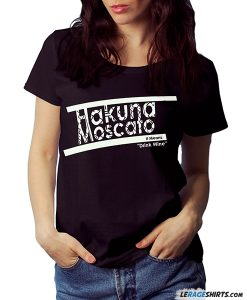 hakuna moscato shirt wine lovers shirt bridal party shirt