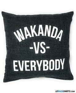 wakanda-vs-everybody-pillow-cover