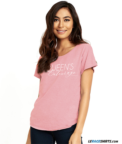 4c810984d732 Queen's Entourage Shirt by LeRage