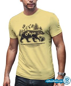 lerage-papa-bear-shirt