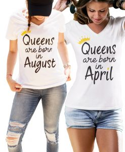 Queens Are Born In [Month]