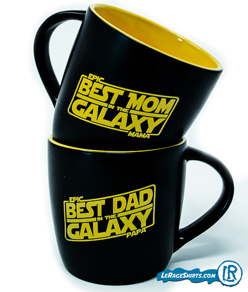 8c30d20b Best Mom in the Galaxy Star Wars Coffee Mug Gift for Mom by LeRage ...