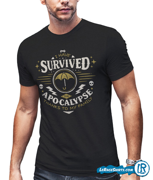 umbrella academy shirt for men lerage shirts
