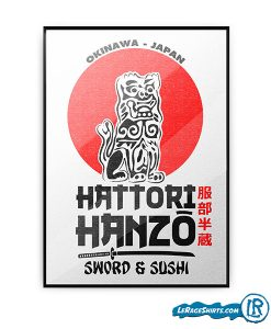 hattori-hanzo-kill-bill-poster-print-lerage-shirts