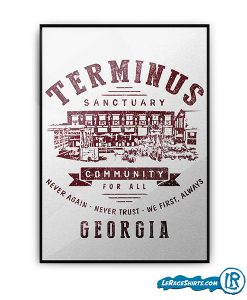 lerage-shirts-terminus-butchers-twd-zombie-poster
