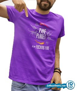 lerage-shirts-the-planet-is-on-fucking-fire-bill-nye-the-science-guy-unisex-tshirt
