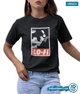 lofi-hihop-music-tee-shirt-by-lerage-hi-hop-lo-fi-music-shirt-obey-guys-kater-shirt-unisex