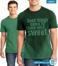 Sweat Activated Shirt Green Color from Lerage