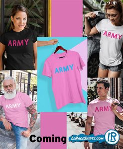 Military Pink